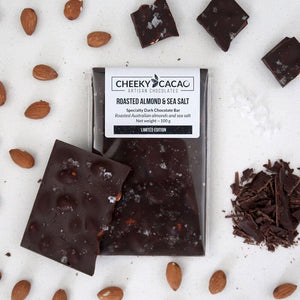 Limited Edition - Roasted Almond and Sea Salt