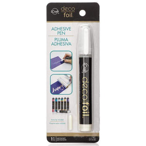 Deco Foil Clear Transfer Adhesive Pen