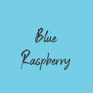 Cardstock - Solid Core - Blue Raspberry