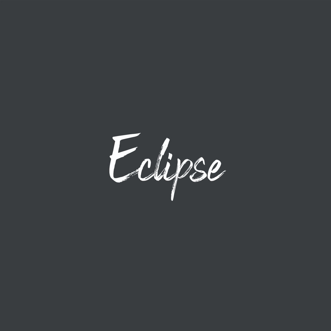 Cardstock - Solid Core - Eclipse Black