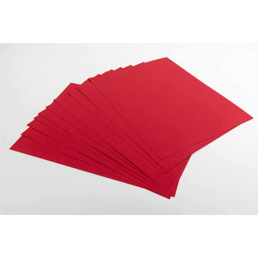 Cardstock - Limited Edition - Rebellion Red