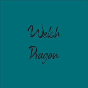 Cardstock - Solid Core - Welsh Dragon