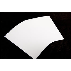 Cardstock - Ultra White - Heavy Weight 110lb Cover - Maker Forte