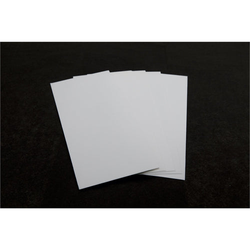 Envelopes - Limited Edition - Snow Flurries - Glossy Finish #10 - Maker Forte