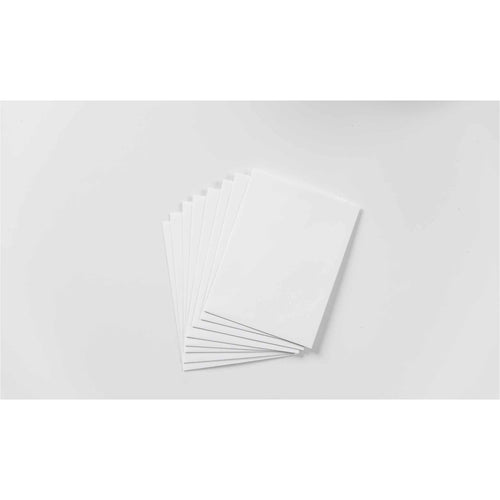 Envelopes - Limited Edition - Snow Flurries - Glossy Finish A2 - Maker Forte