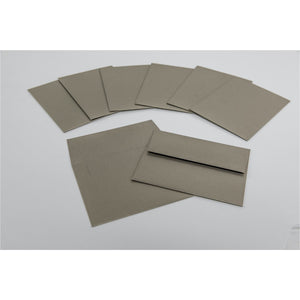 Envelopes - Limited Edition - Tornado Luxury Metallic A2 - Maker Forte