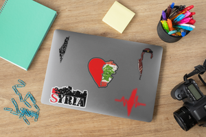 Sham Nation Sticker Bundle