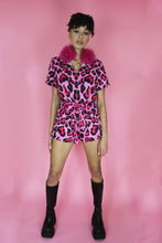 Load image into Gallery viewer, PRE ORDER Malibu Pink Short Boiler Suit