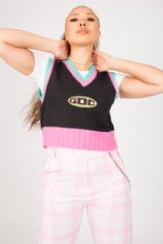 Load image into Gallery viewer, GDC Cheerleader Sweater Vest