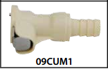 "09CUM1 Watermaster 3/8"" (10MM) Female Connector"