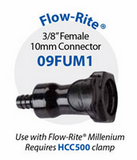 "09FUM1 3/8"" Female Connector for Flow-Rite"