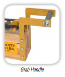 BLB-HDL Battery Lifting Beam Grab Handle Option- Can Not Purchase as Stand-alone item.