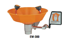 Wall Mount Eye Wash EW-300