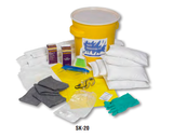SK-20 Battery Spill Kit in 20 Gallon Drum