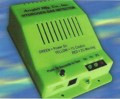 Hydrogen Gas Detector, Mark4 - Single Relay