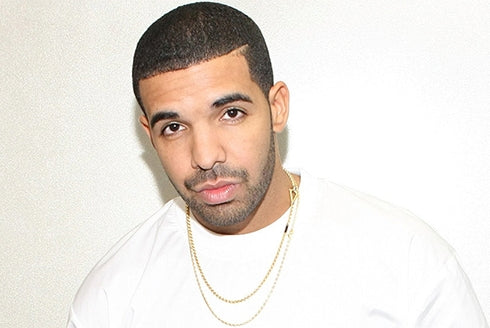 Drake at Mario Barth's King Ink Sundance Party
