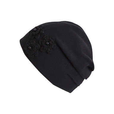 Beanie Camilla Black - KN Collection - Bombus