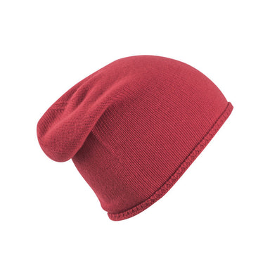 Beanie Edis Merino Red - KN Collection - Bombus
