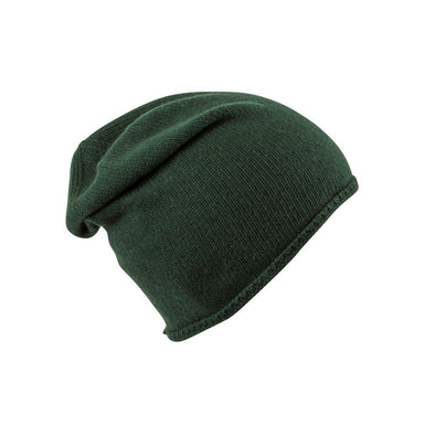 Beanie Edis Merino Dark Green - KN Collection - Bombus