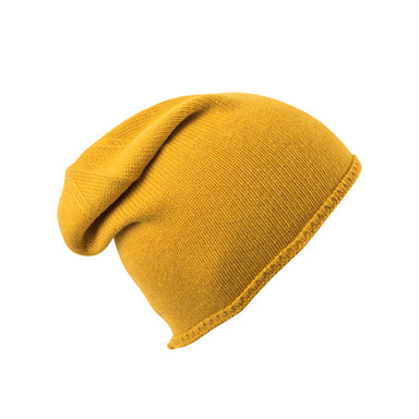 Beanie Edis Merino Ocra - KN Collection - Bombus