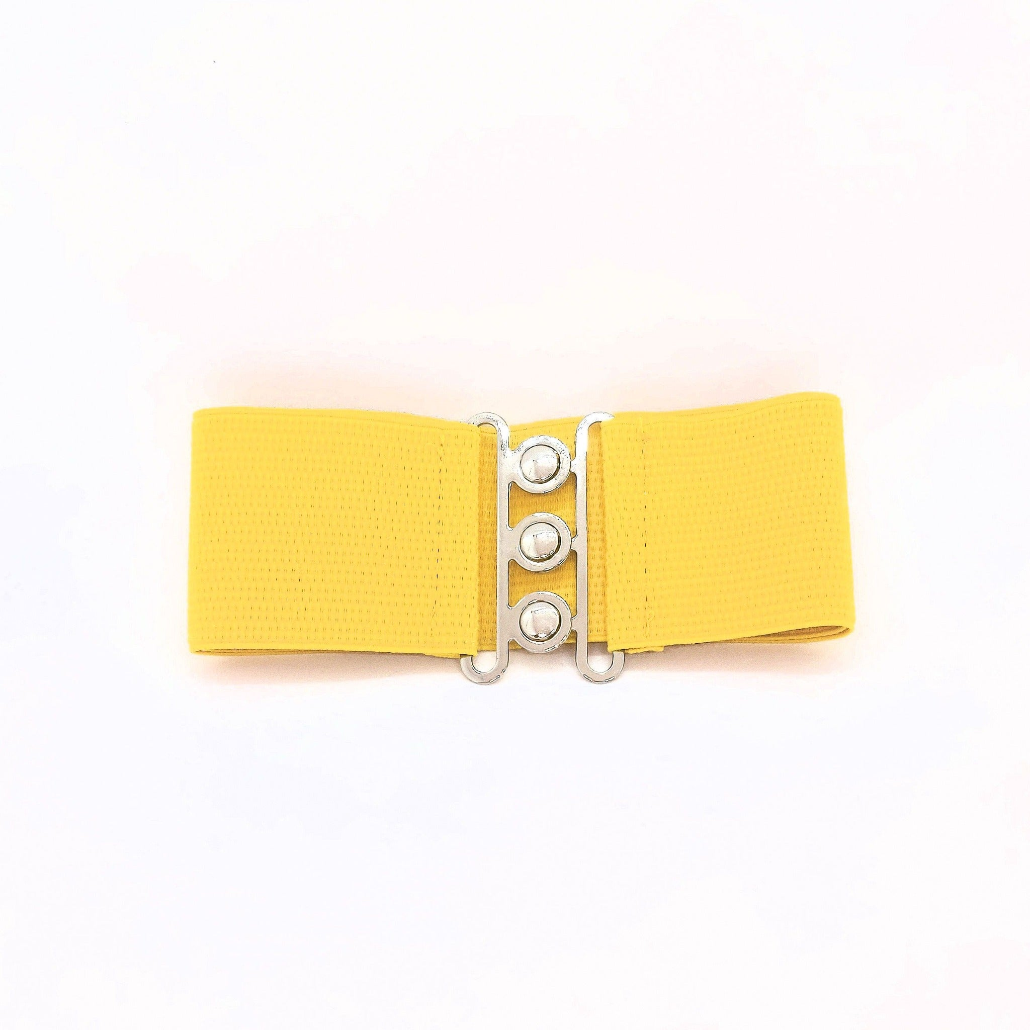 Belt Vintage Yellow - Banned Apparel - Bombus