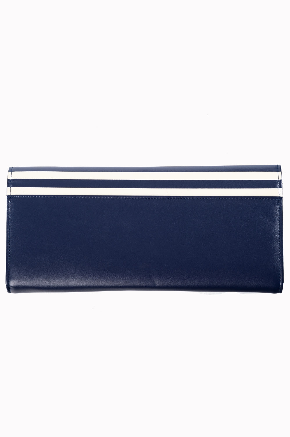 Wallet / Handbag Vintage Nautical Blue - Boutique Freda - Bombus