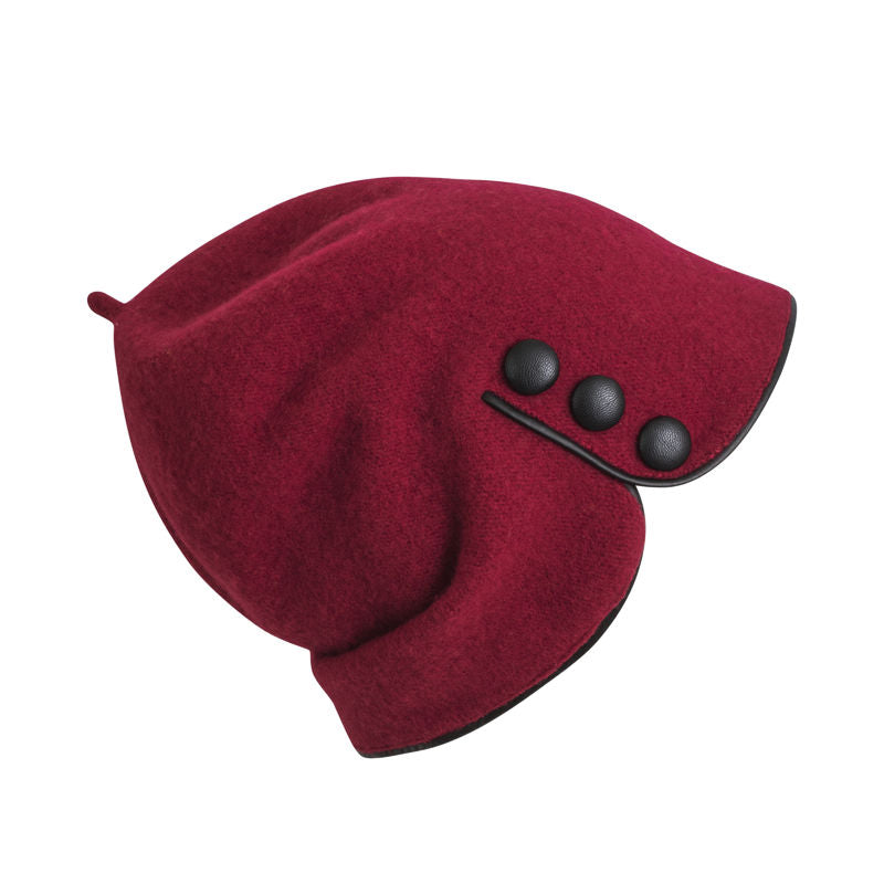 Headwear Pine Red - KN Collection - Bombus