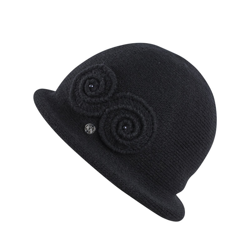 Headwear Poppins Black - KN Collection - Bombus
