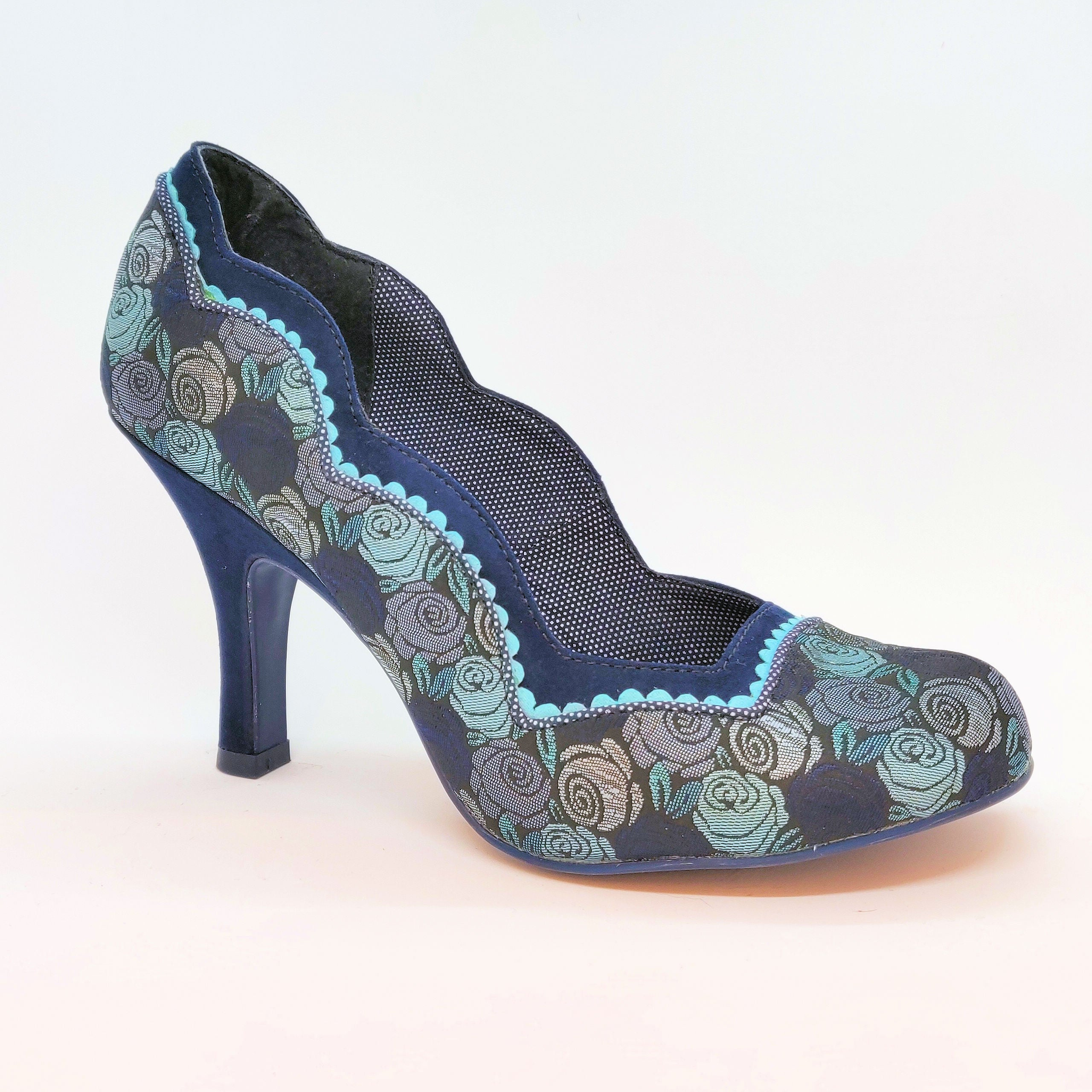 Pumps High Heels Madison Blue - Ruby Shoo - Bombus
