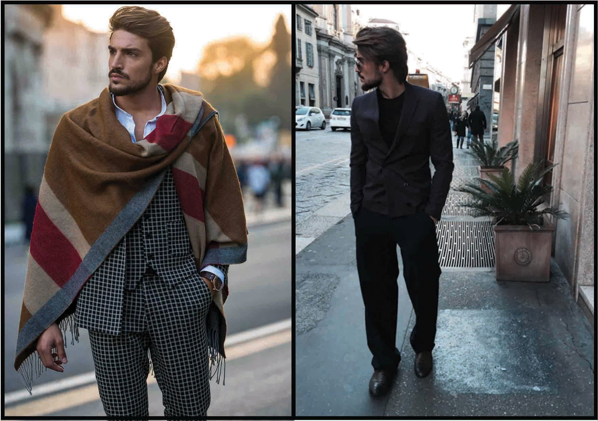 Fashion Man, Look Nohow Style Mariano Di Vaio
