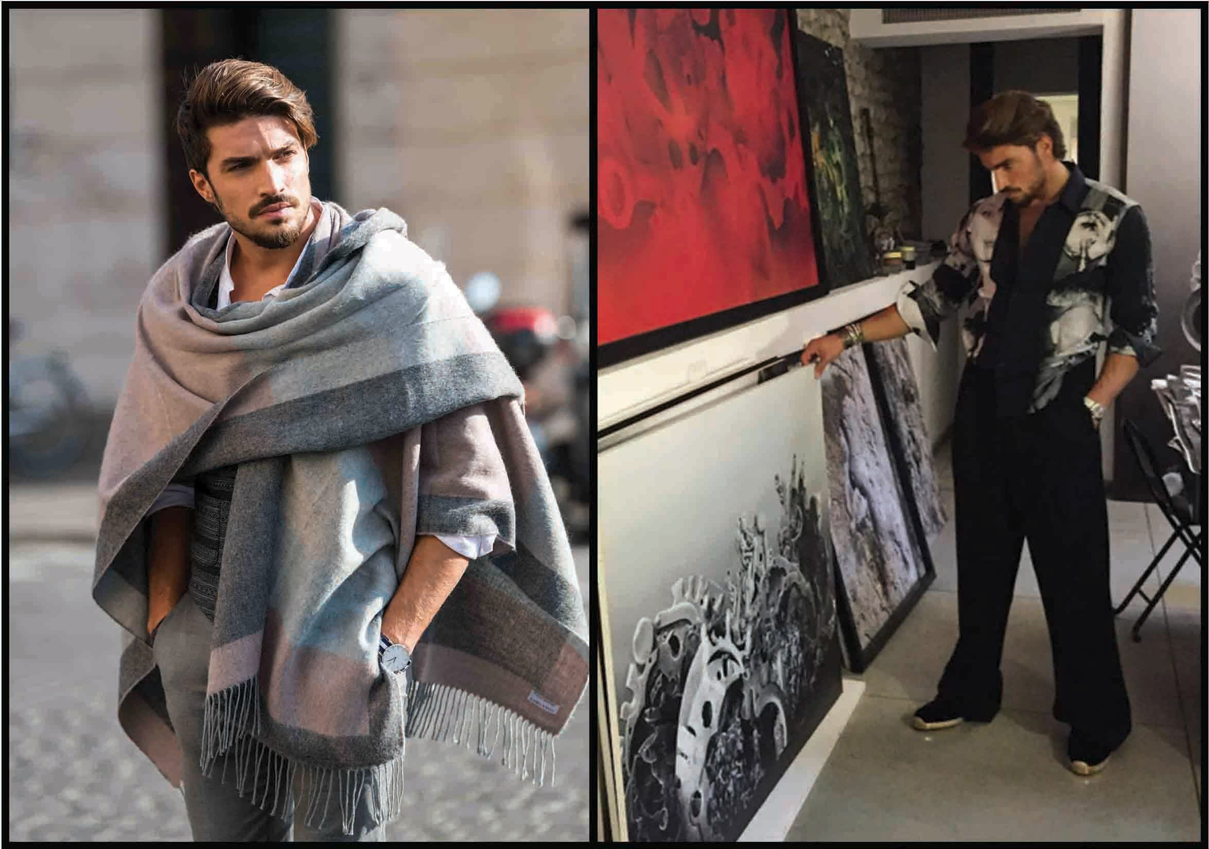 Fashion Blog Nohow, Look Style Mariano Di Vaio
