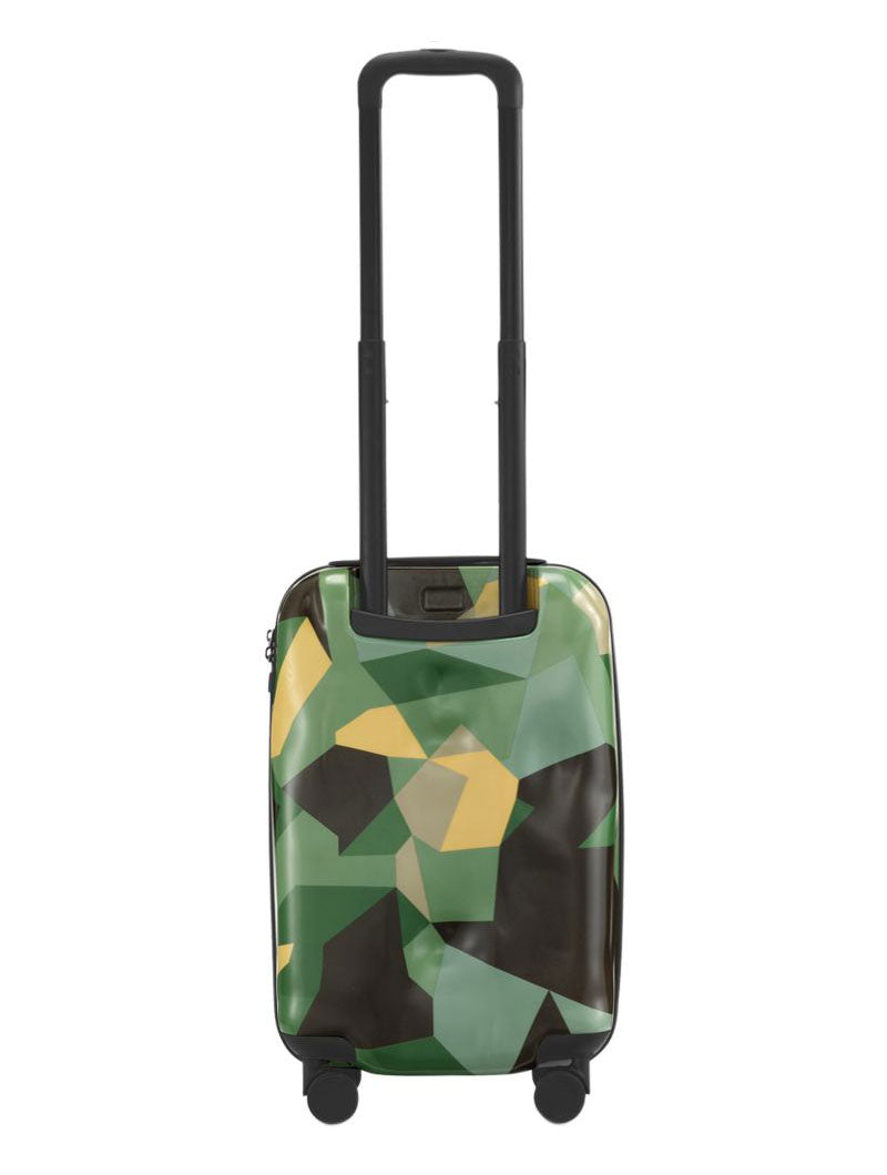 ACCESSORIES | SMALL CAMO CRASH BAGGAGE | CABIN TROLLEY | HAND LUGGAGE | CRASH BAGGAGE