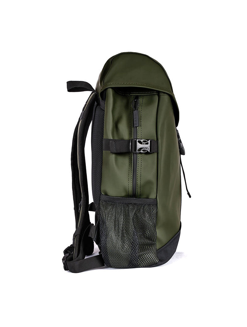BAG | RUNNER BAG GREEN | NOHOW STYLE | RAINS