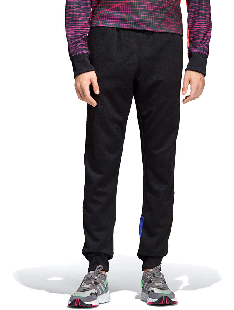 DEGRADE TP SWEATPANTS IN BLACK