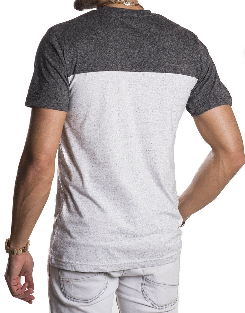 RUBY MELANGE POCKET T-SHIRT