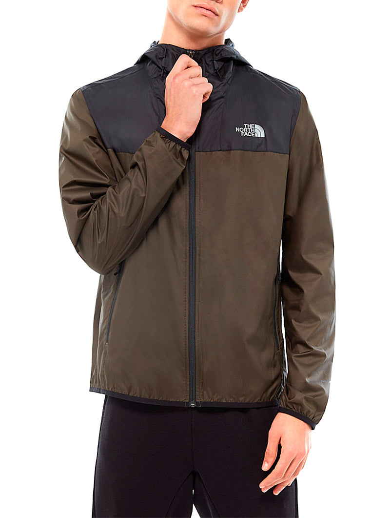M CYCLONE JACKET IN GREEN