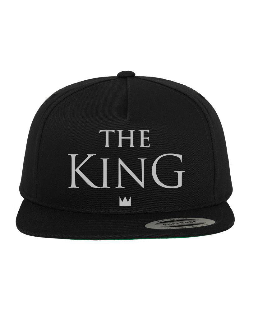 THE KING AND HIS QUEEN SNAPBACK