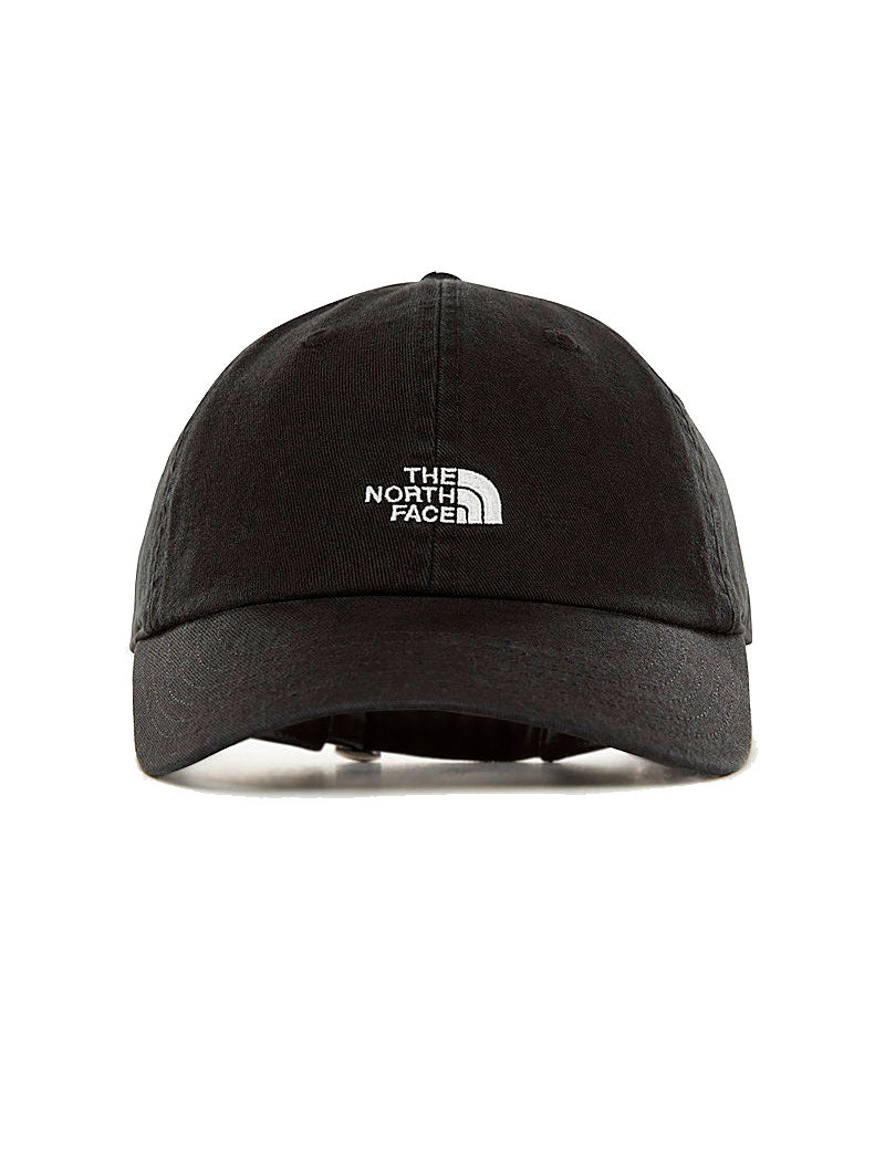 WASHED NORM CAP IN BLACK