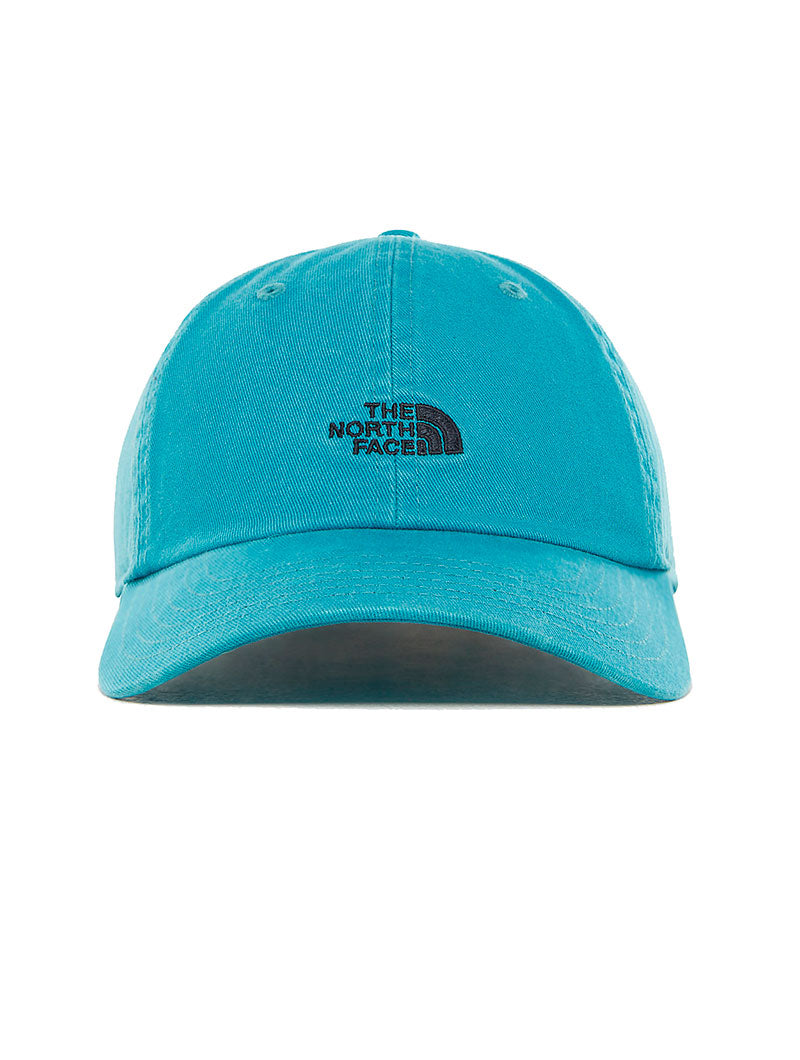 WASHED NORM CAP IN LIGHT BLUE