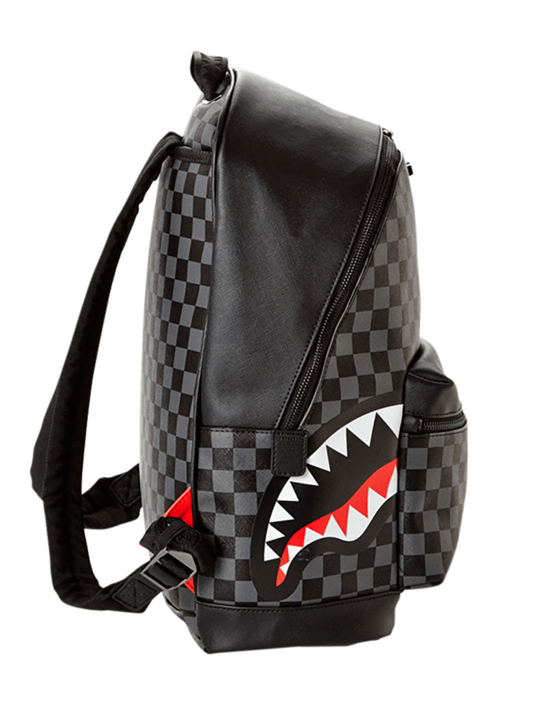 GREY SIDE SHARKS IN PARIS BAG