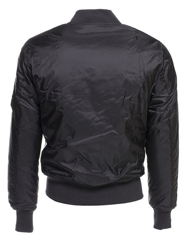 FLIGHT BOMBER BLACK