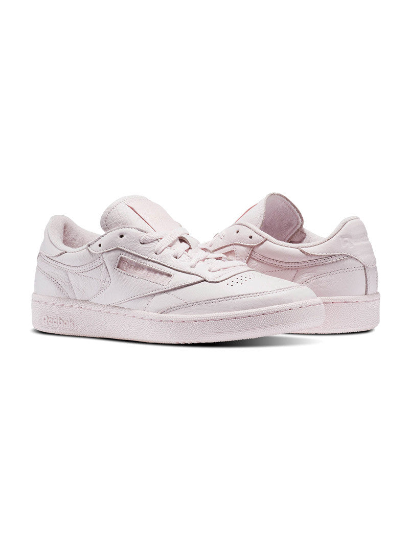 MEN'S SHOES | CLASSIC CLUB C 85 ELM | PORCELAIN PINK | REEBOK