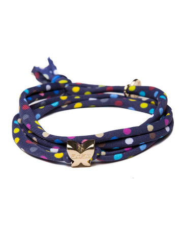 MEN'S ACCESSORIES | BRACELET LYCRA MICROPOIS MULTICOLOR | NOHOW