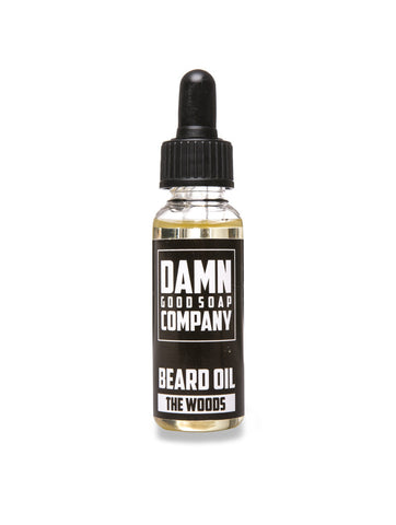 BEARD OIL WOODS