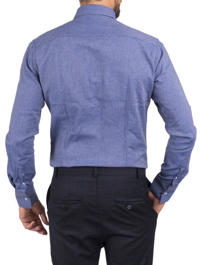 ENGLISH CUTAWAY SHIRT
