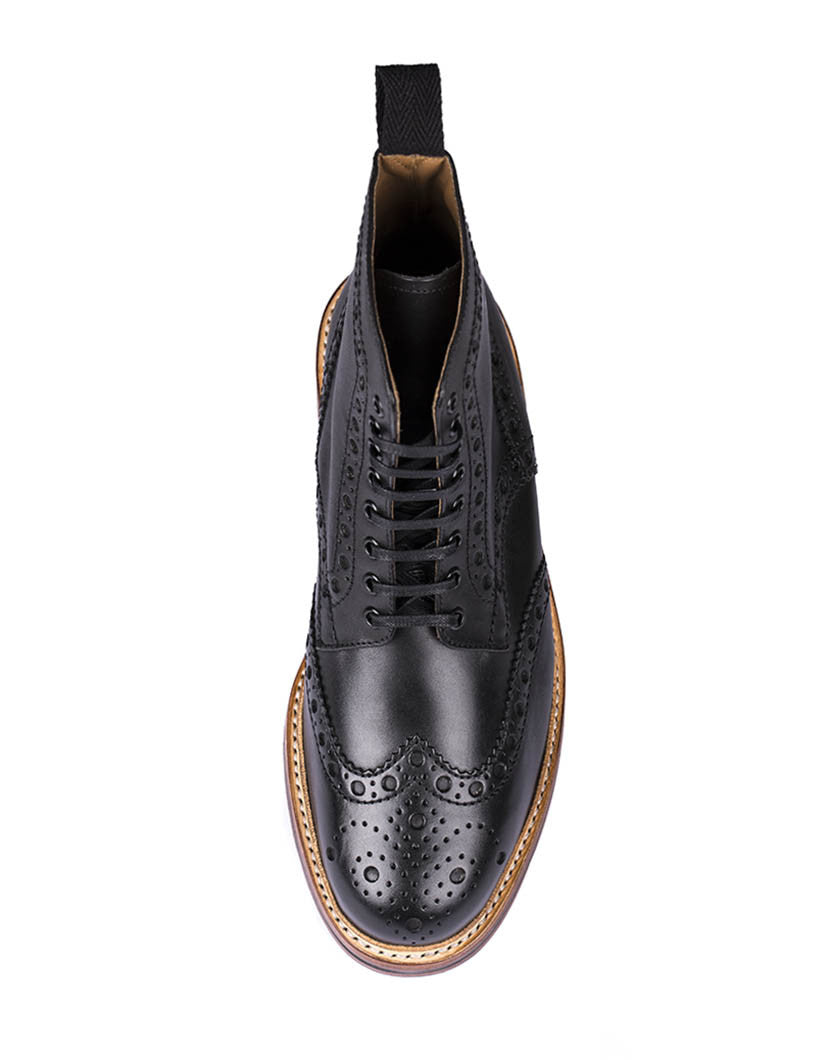 MEN'S SHOES | GRENSON | FRED BLACK | NOHOW STYLE