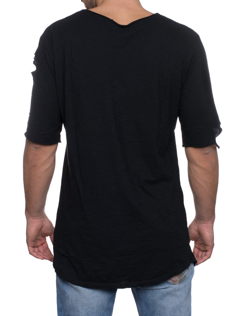 MEN'S T-SHIRT | BLACK HOLE T-SHIRT | NOHOW STYLE
