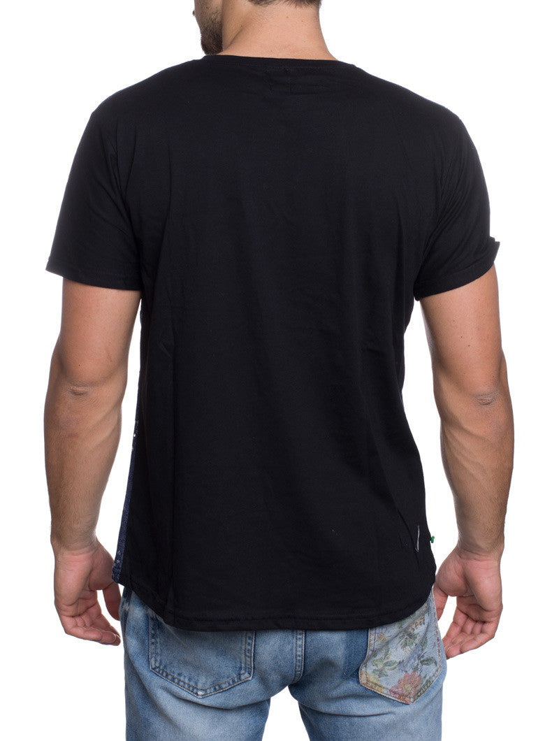BLACK JEANS T-SHIRT V2 | NOHOW STYLE