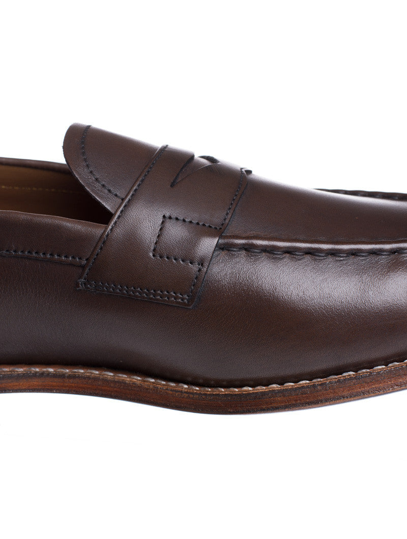 MEN'S SHOES | LLOYD BURNT PINE CALF LOAFER LESI E | NOHOW STYLE