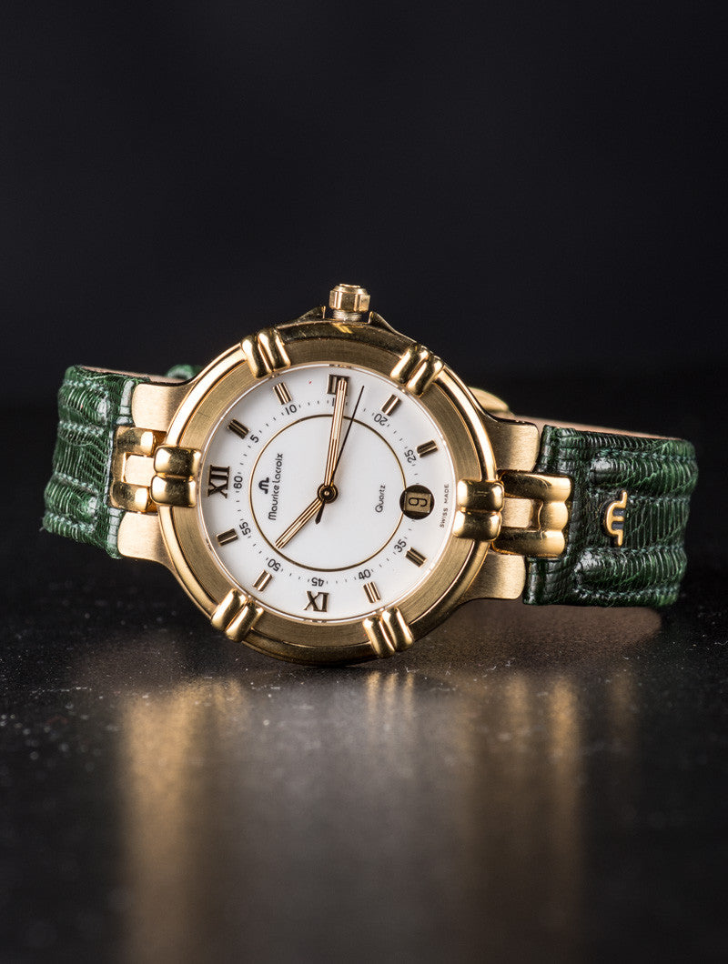 EXCLUSIVE VINTAGE WATCH | CALIPSO QZ | NOHOW STYLE